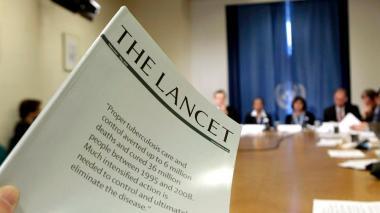 Es falso que The Lancet niegue la existencia de la pandemia de Covid-19