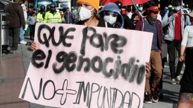 """""""Profunda preocupación"""" de la CIDH por aumento de violencia en el país"""