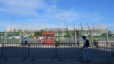 El pasado 9 de octubre se disputó a puerta cerrada el partido por las eliminatorias en el estadio Metropolitano entre las selecciones de Colombia y de Venezuela.