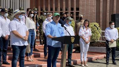 Afinia sembrará 800 mil árboles para reforestar el sur de Córdoba