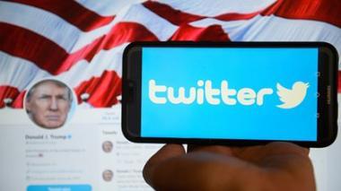 Twitter suspende por varias horas la cuenta de la campaña electoral de Trump