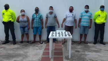 Desarticularon a la banda 'Las  Brisas' en Pivijay, Magdalena