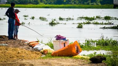 Autoridades reportan que nivel del Río está en 6,35 mts.