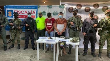 Fiscalía captura a responsables del homicidio de seis jóvenes en Cauca