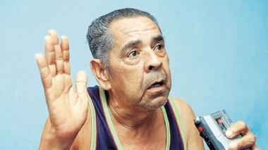 Joaquín Pardo brilló en los años sesenta con el Junior y la Selección Colombia.