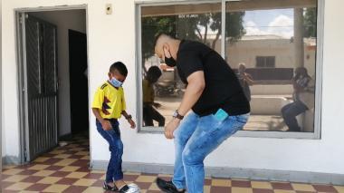 El niño wayuu narrador clama por su comunidad