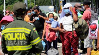 Tensión ante un posible colapso en la frontera