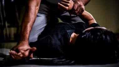 Gran parte de los abusos a menores ocurren en casa.