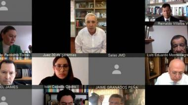 Fiscalía investigará amenazas a jueza que ordenó libertad de Uribe
