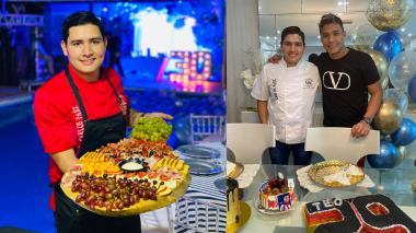 Lo que comen los famosos en manos del chef Carlos Páez
