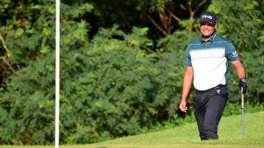 Sebastián Muñoz cerró una buena actuación en The CJ Cup.