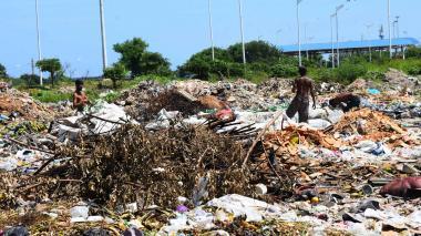 25 puntos críticos de basureros a cielo abierto en Barranquilla