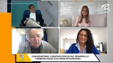 """""""Hay un bien mayor que se llama paz"""", resalta Mujica en conversatorio de UA"""