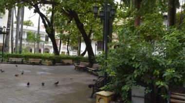 Gobernación de Bolívar apadrina dos parques en Cartagena