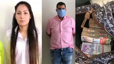 Cárcel a presuntos integrantes del ala financiera Clan del Golfo en Córdoba