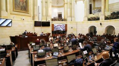 Mesa directiva de Senado entra en aislamiento por caso de Covid-19