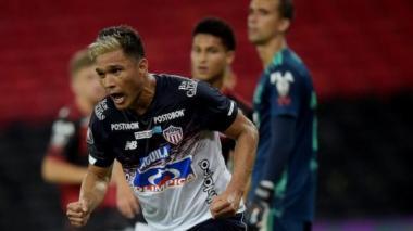 """""""Vamos a seguir peleando en la Copa Sudamericana"""": Teófilo Gutiérrez"""