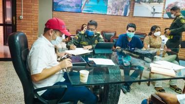 Activan ruta para garantizar protección de líder baleado