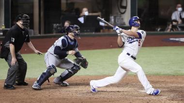 Tampa Bay sacó la casta y se llevó el segundo juego tras una derrota inicial apabullante a manos de los Dodgers.