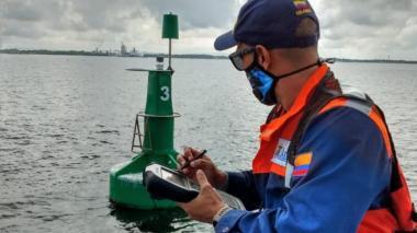 Verifican señalización marítima en puertos del Golfo de Morrosquillo