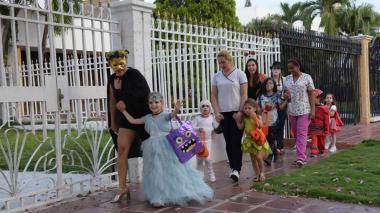 Gobierno propone Halloween en Familia durante la pandemia