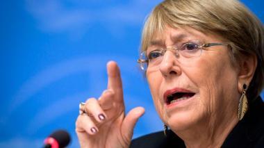 Bachelet defiende a la JEP y pide al Gobierno garantizar plena independencia