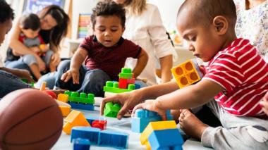 'Crianza Amorosa + Juego' para construir una niñez sin violencia