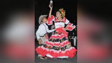 Los niños abren la fiesta en el Encuentro Nacional de Bandas