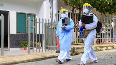 Con la estrategia Unidos por Sucre afrontan pandemia