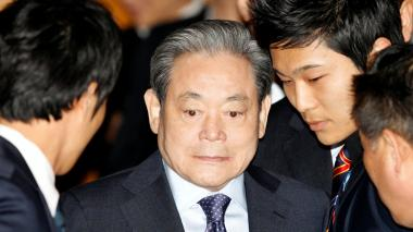 Fallece el presidente de Samsung, Lee Kun-hee, la mayor fortuna surcoreana