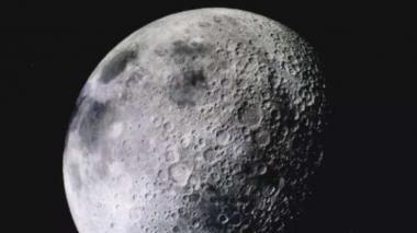 La NASA confirma la presencia de agua en la Luna
