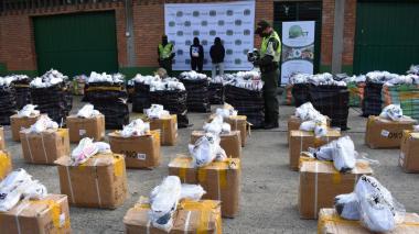 Redes sociales son usadas para el contrabando: Polfa