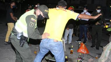 Barranquilla no tendrá toque de queda en Halloween