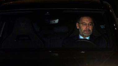 Bartomeu, presidente del Barcelona, y su junta directiva dimiten en bloque