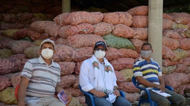 Minagricultura gestiona venta de maíz represado en Córdoba