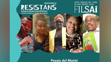 Poesía del Muntú, oralitura, relatos raizales e incursión en la novela