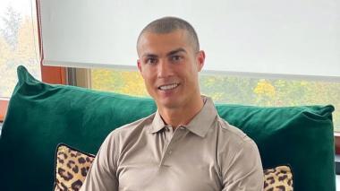 Cristiano Ronaldo no podrá jugar hoy el partido entre Juventus y Barcelona.