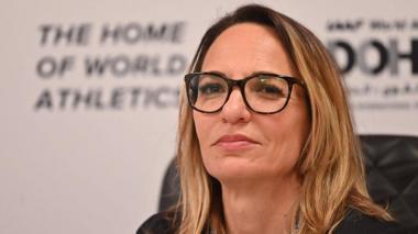 Ximena Restrepo, en reforma de la Federación Internacional de Halterofilia
