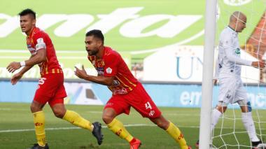 Partido entre Pereira y Once Caldas, por la fecha 12 de la Liga BetPlay.