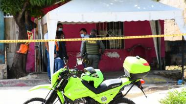 Con 13 disparos asesinan a un hombre en el barrio 20 de Julio