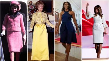 El estilo de las primeras damas, entre la moda y la influencia política