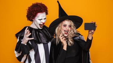 Un Halloween virtual para divertirse en casa