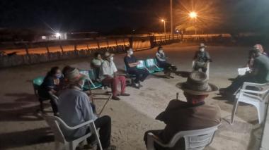 Indígenas wayuu piden presencia de Duque por contaminación en la Alta Guajira