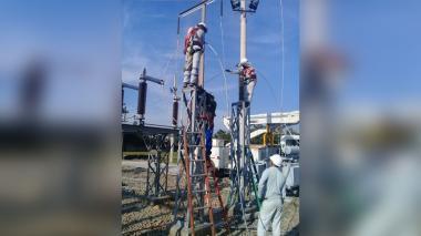 67 barrios quedarán sin energía este domingo en Valledupar