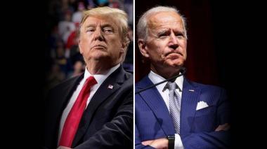 ¿Qué prometen Trump y Biden?