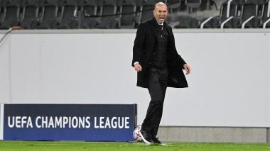 """Aspiramos a ganar la Champions League"": Zinedine Zidane"