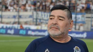 Diego Maradona se encuentra estable, según informó el sanatorio.