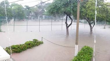 Autoridades atienden emergencias en Cartagena