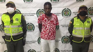 Capturan en Riohacha a 'El Chico Trenzas' solicitado por homicidio