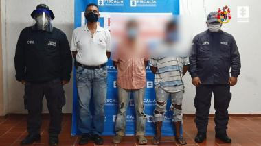 Capturados por abusar de dos menores de edad en San Carlos, Córdoba